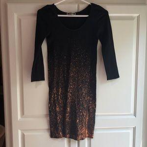 Nikibiki black stretch dress